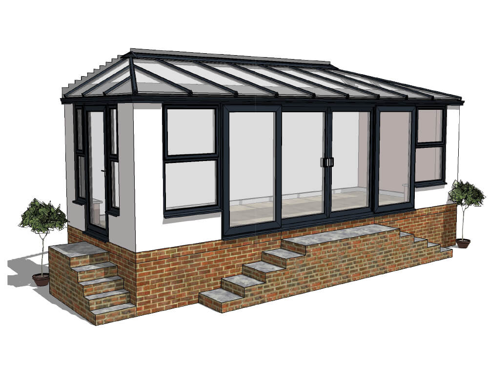 Conservatory Living Space