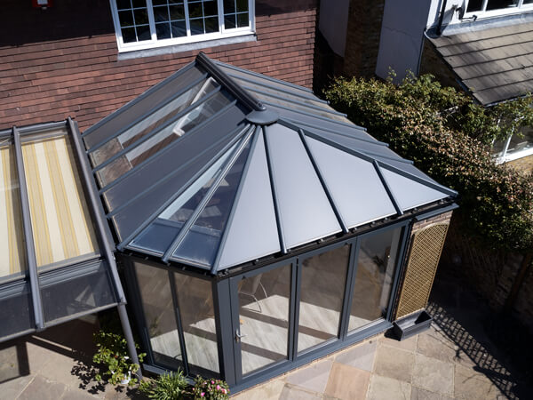 Alumite Glass Roof System