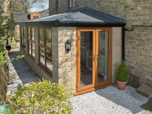 Extension Living Space